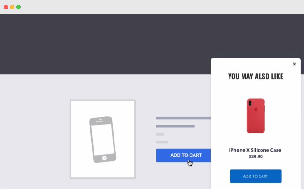 ecommerce-widget